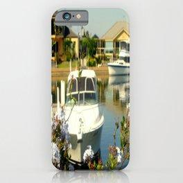 Backyard Bliss - Paynesville - Australia iPhone Case