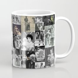 History of dogs in photos Coffee Mug