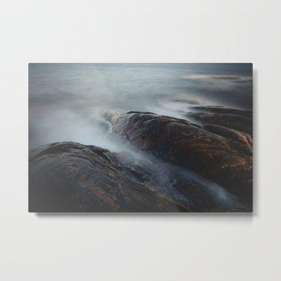 Creatures of the sea Metal Print