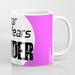 416 NL Quote Coffee Mug