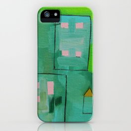 Tiny Houses iPhone Case