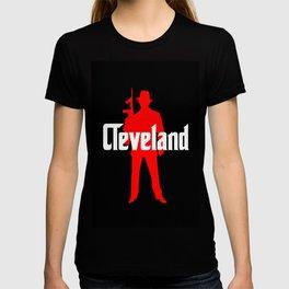 Cleveland mafia T-shirt