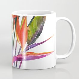 The bird of paradise Coffee Mug
