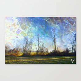 ye Canvas Print