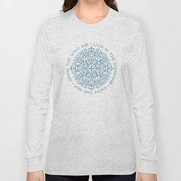 Live in the sunshine Long Sleeve T-shirt