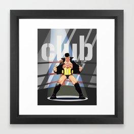 Finn Balor - Club Framed Art Print