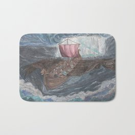 Into the Heart of the Night. Bath Mat