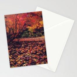 Momiji floor Stationery Cards
