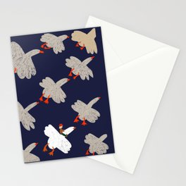 The Wonderful Adventures of Nils Stationery Cards