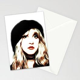 Stevie Nicks - Rhiannon - Pop Art Stationery Cards