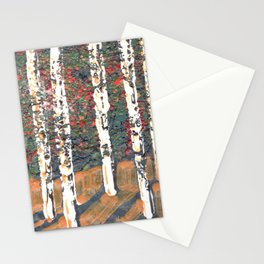 Autumn 12 Stationery Cards