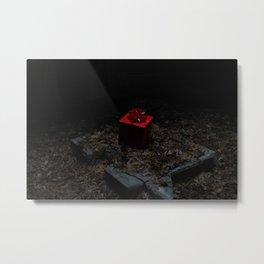 Gift Metal Print