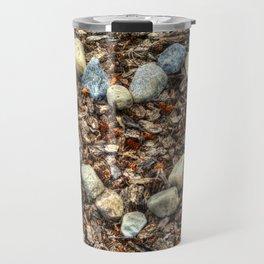 Heart of Stone - Nature-lover's Artwork Travel Mug
