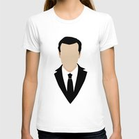 moriarty T-shirts featuring 3 Jim Moriarty by Alice Wieckowska