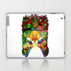 Hello Alice Laptop & iPad Skin