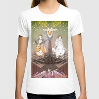 mononoke T-shirts featuring Mononoke Hime by Lady Sugar