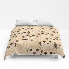 Meerkats - Suricata Comforters
