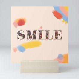 Smile Mini Art Print