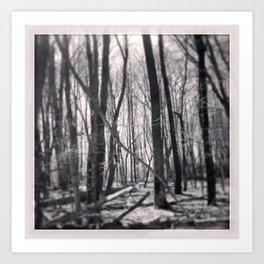North 2 Art Print