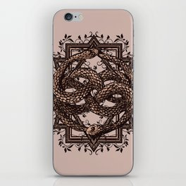 Life Is A NeverEnding Story iPhone Skin