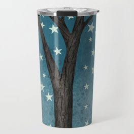 starlit foxes Travel Mug