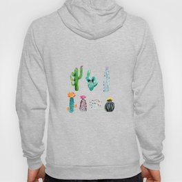 A Prickly Bunch Hoody