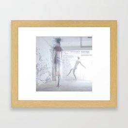 VACANcies Framed Art Print