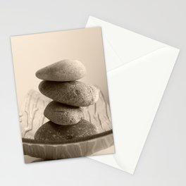 Stones Monotony Stationery Cards
