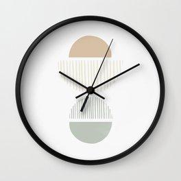 Balancing Stones #7 Wall Clock