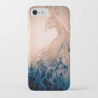 blankets iPhone & iPod Cases featuring Blankets like Mountains - desaturated. by ShashArt