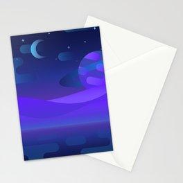 Otherworldly Scenery Stationery Cards