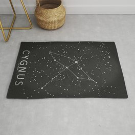 Cygnus Constellation 'The Swan' Rug
