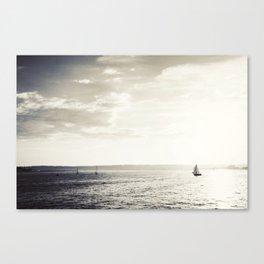 Harbor Island Canvas Print