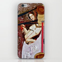 Deathgown iPhone Skin