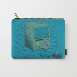 Old Video Game Console Carry-All Pouch