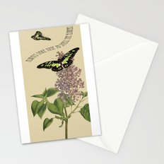 Always Take Time To Smell The Flowers Stationery Cards