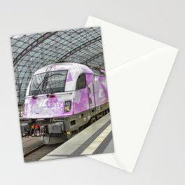 Berlin Electric Pink Stationery Cards