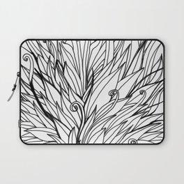 Bird on Foliage Laptop Sleeve