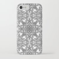 snowflake iPhone & iPod Cases featuring Snowflake   by ArtLovePassion