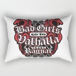 Bad Girls Rectangular Pillow