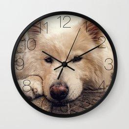 Summer Rest Wall Clock