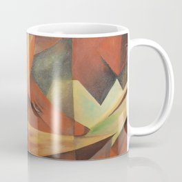 Foxes - Homage to Franz Marc (1913) Coffee Mug