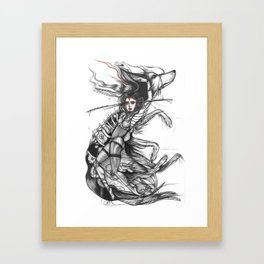 Wolfe Framed Art Print