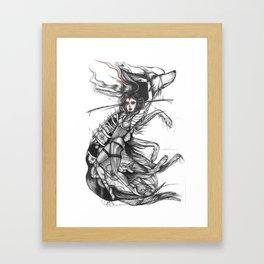 Wolfe Framed Art Print
