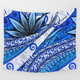 Boho Stylized Rope Pattern Wall Tapestry