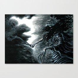 """Cloud Break"" Canvas Print"