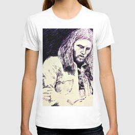 David Gilmour sketch T-shirt