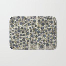 Soda Water Scribble Bath Mat