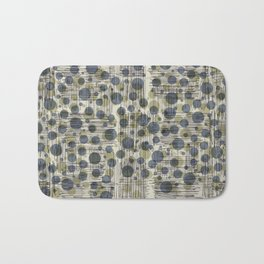 Soda Water Scribble Bath Mat