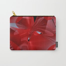 3D abstraction -02- Carry-All Pouch